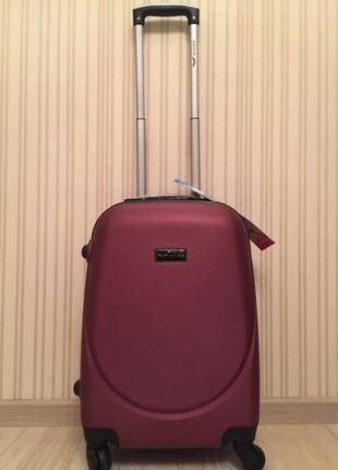 Супер акция ручная кладь чемодан польша оригинал валіза сумка дорожная