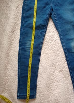 Классные летние джинсы на резинке4 фото