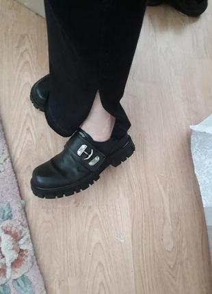 Трендовые бомбезные туфли joe sanches