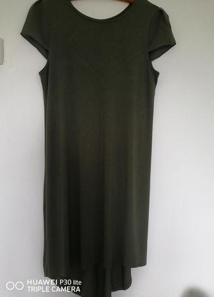 Летнее платье зелёное, next