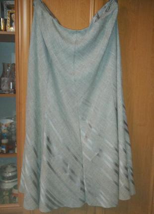 Элегантная юбка большого размера от m&s