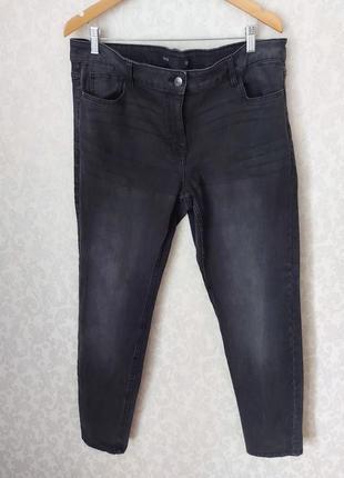Джинсы skinny,штаны скини джинсы батал большого размера