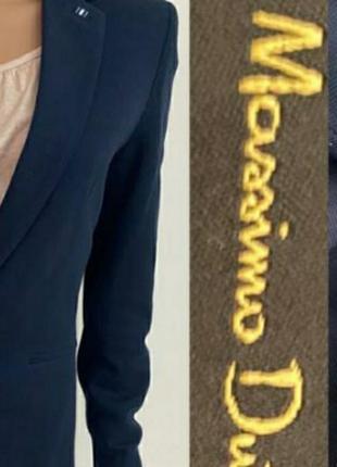 Massimo dutti пиджак