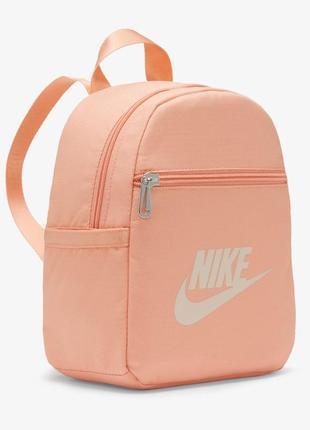 Рюкзак спортивный nike w nsw futura 365 mini bkpk (арт. cw9301-808)