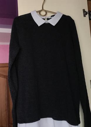 Кофта-сорочка