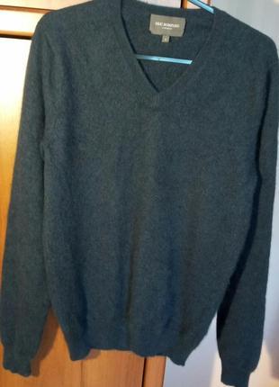 Базовый пуловер eric bompard