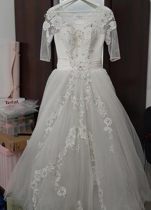 Савадебное платье