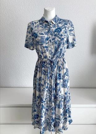 Платье миди 🤍