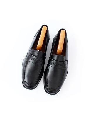 Туфли лоферы baerchi испания кожа топсайдеры мокасины