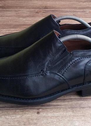 Туфли johnston & murphy waterproof xc4. размер 43. кожа.