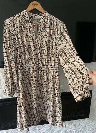 Платье туника накидка
