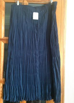 Новая немецкая плиссированная юбка bonita 58