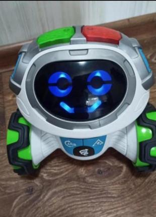 Интерактивный робот мови . робот. интерактивная игрушка.