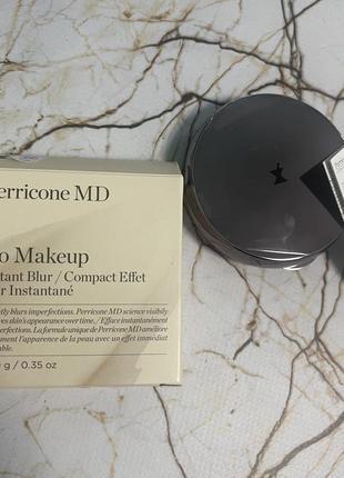 База бальзам под макияж перрикон perricone md no makeup instant blur compact effect