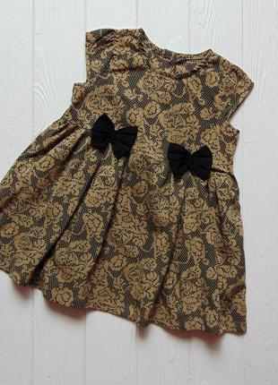 Matalan. размер 9-12 месяцев. нарядное платье для маленькой принцессы