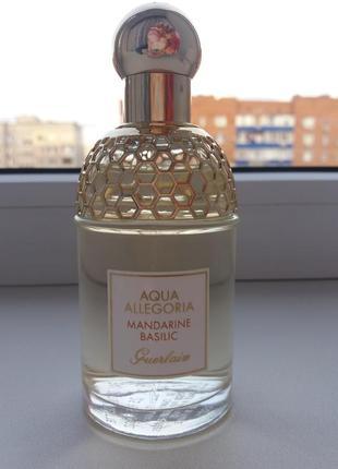 Guerlain aqua allegoria mandarin basilic