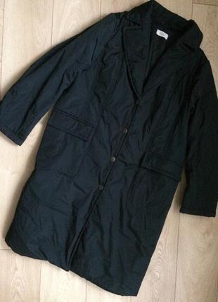 Демисезонное пальто 54р италия