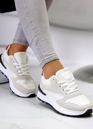 Удобные практичные кроссовки на каждый день