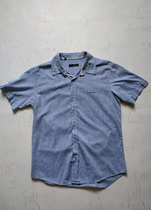 Рубашка с коротким рукавом шведка dsquared2