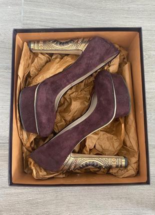 Туфли известного итальянского бренда le silla