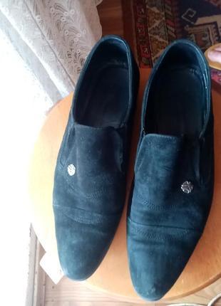 Туфли мужские 40 размер.