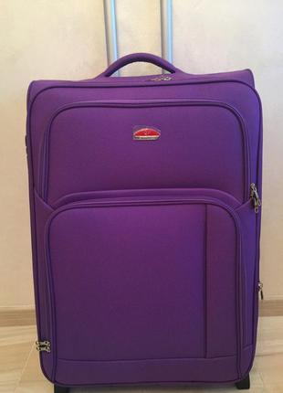 Акция на складе большой чемодан,самовывоз,доставка