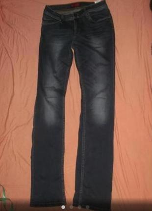 Брендові сині джинси