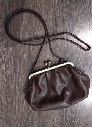 Маленькая винтажная сумочка