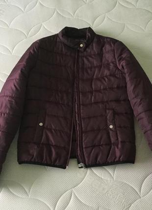Курточка stradivarius