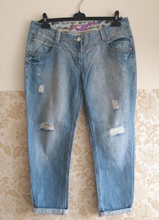💥шикарнючие джинсы