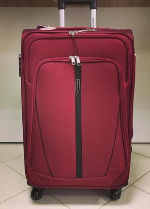 Акция на складе большой чемодан wings польша 75 см -  валіза