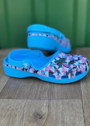 Crocs сандали тапочки босоножки 30 размер