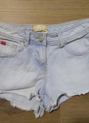 Короткие джинсовые шорты женские шортики джинс в ассортименте распродажа