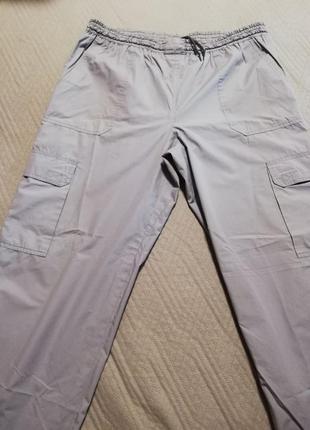 Летние, мужские штаны, размер л