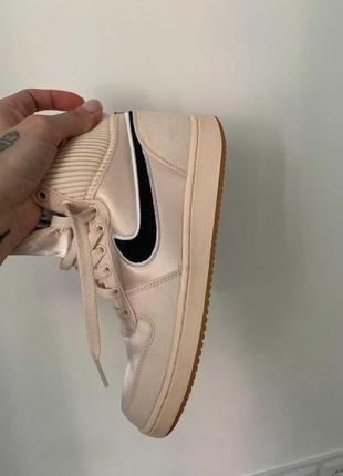 Высокие кроссовки nike sneakers ebernon mid