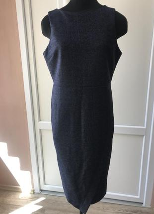 Красивое, нарядное платье - футляр next dresses