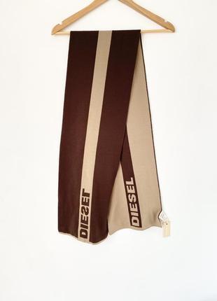 Diesel шарф новый оригинал