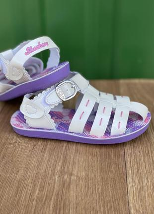 Skechers фирменные сандали 25 размер 26