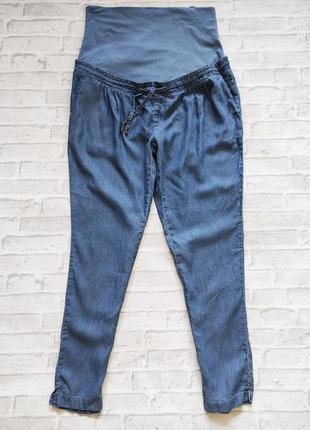 Летние лёгкие джинсы для  беременных esmara, германия