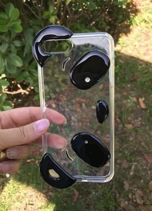 Чехол панда на iphone 5/5s
