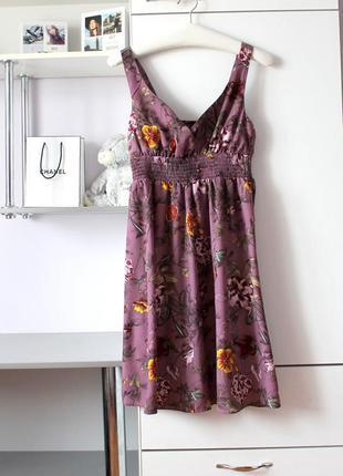 Милое легенькое платье от h&m