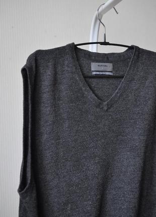 Теплая кофта | жилет | свитер большой размер