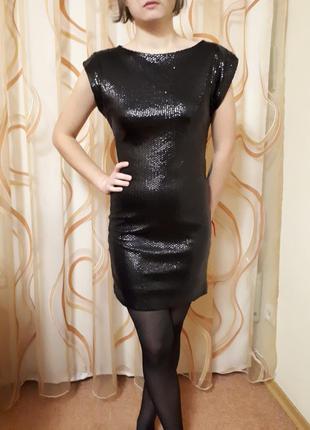 Платье нарядное вечернее праздничное