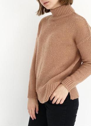Стильный свитер с горловиной new look