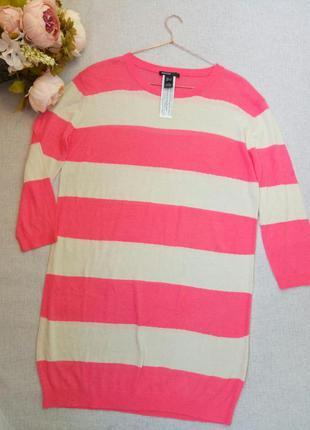 Платье туника mango.модное и стильное.размер-s/m