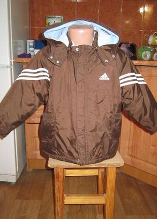 Куртка  adidas, оригинал!!!
