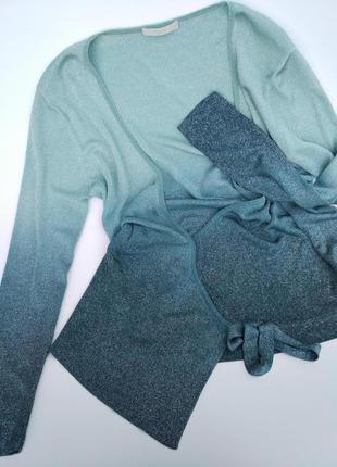 Шикарная нарядная кофта-кардиган  от британского бренда