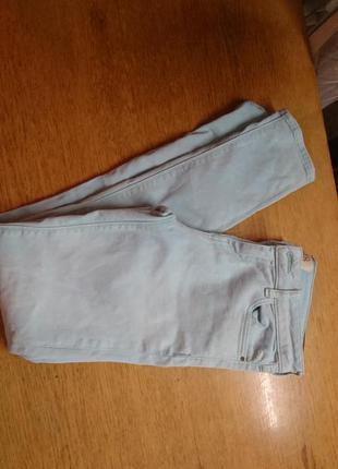 Светлый штаны ,  zara