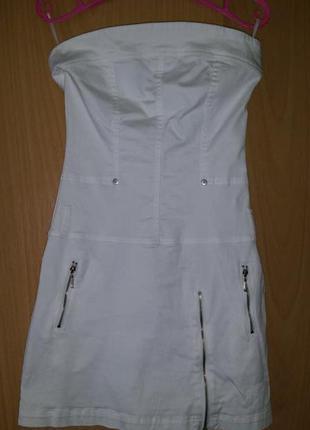 Ретро мини платье  vero moda