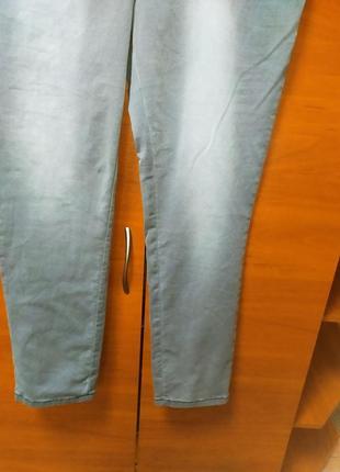 Стрейчевые женские джинсы скинни узкачи большой размер батал.5 фото